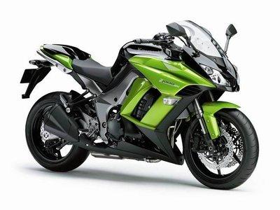 Kawasaki Z1000SX, la Z1000 se nos viste