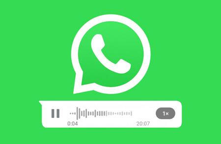 Próximamente en WhatsApp: un nuevo reproductor para las notas de voz