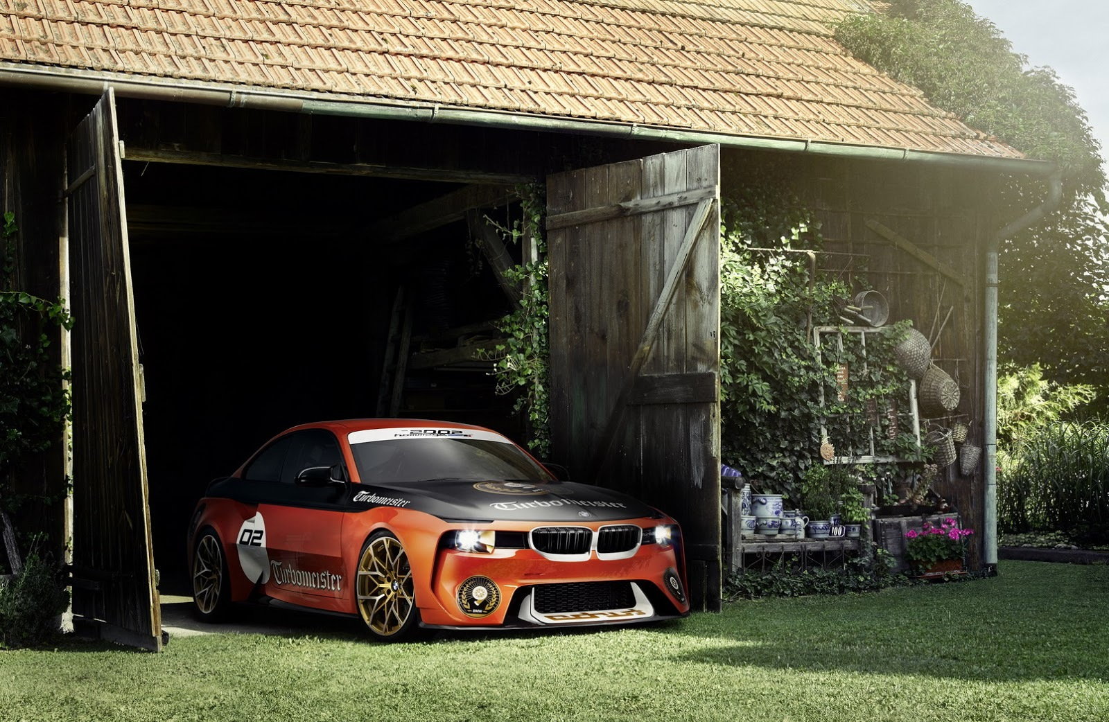 Foto de BMW 2002 Hommage Pebble Beach (3/10)