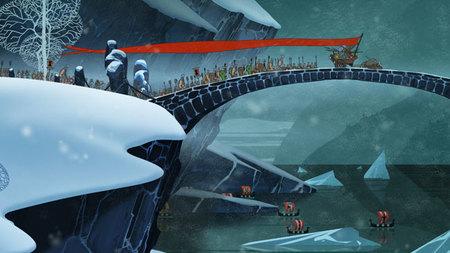'The Banner Saga' mezcla estrategia táctica y rol con vikingos en la nieve
