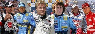 En marcha los F1 Racing Awards