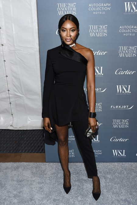 premios wsj magazine innovator awards celebrities alfombra roja Naomi Campbell