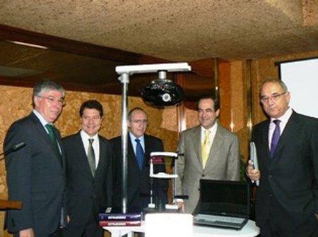 El primer video-oculógrafo ha sido inventado por un médico toledano