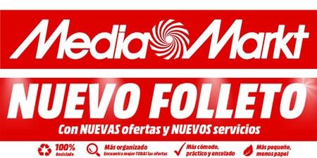 Nuevo folleto de ofertas de MediaMarkt: la Tienda Roja también quiere que ahorres por el 11 del 11