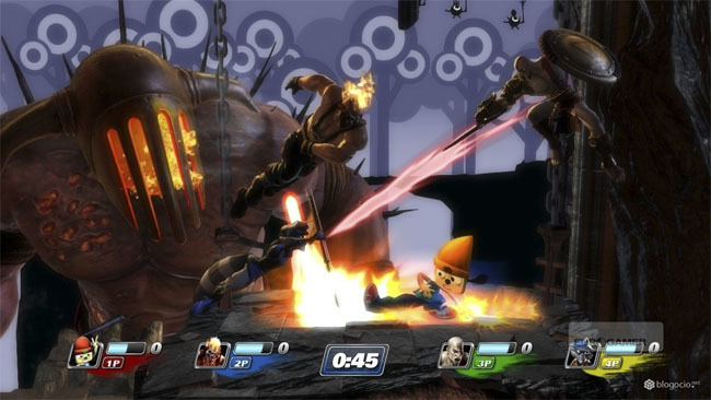 PlayStation Battle Royale analisis