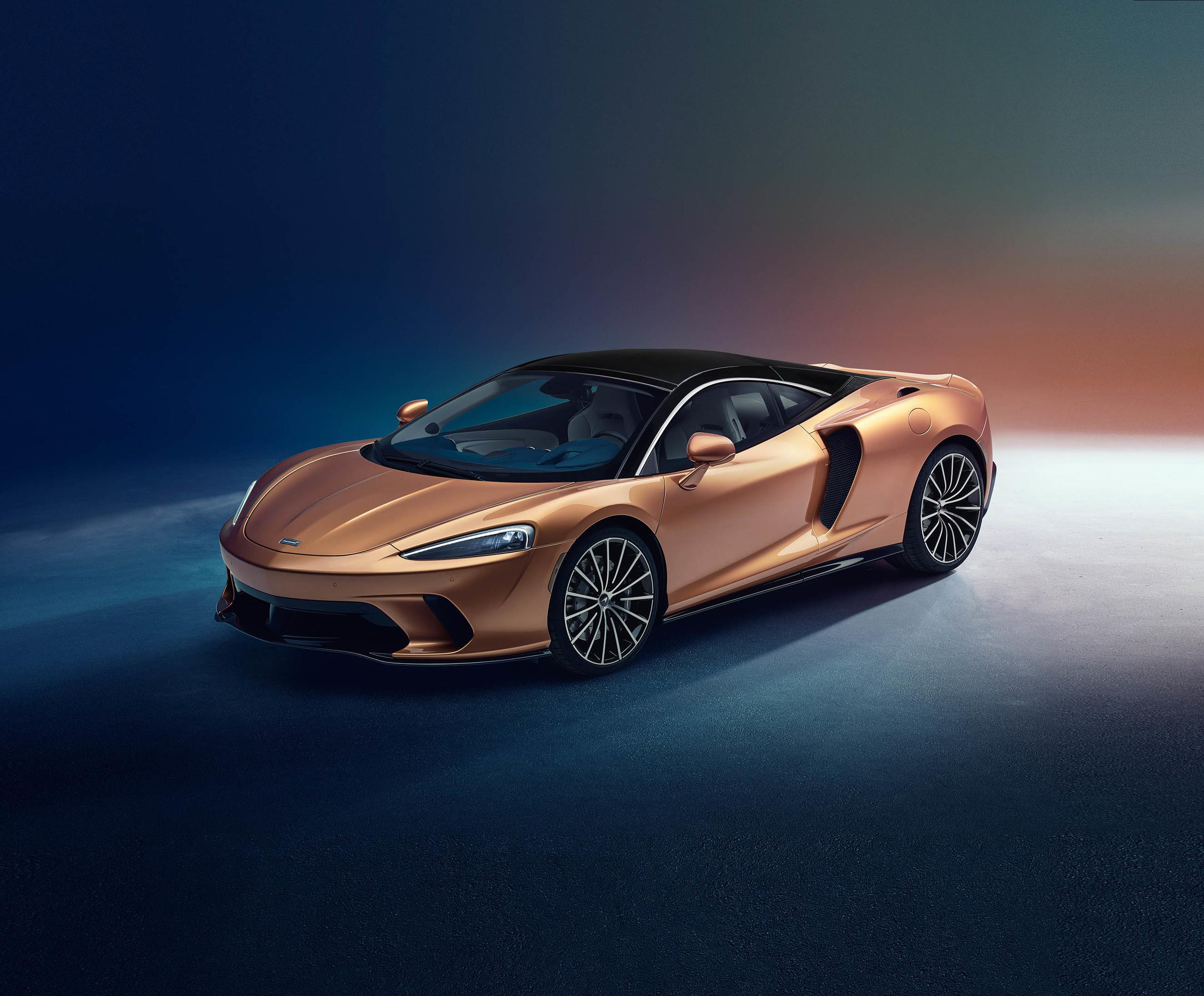 Foto de McLaren GT 2020 (1/35)