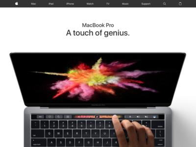 Ahora Apple.com utiliza la tipografía San Francisco, igual que iOS, macOS y watchOS