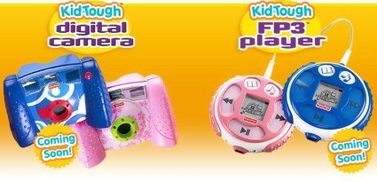 Fisher Price se vuelve digital