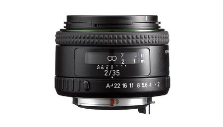 Pentax Fa 35mm F2