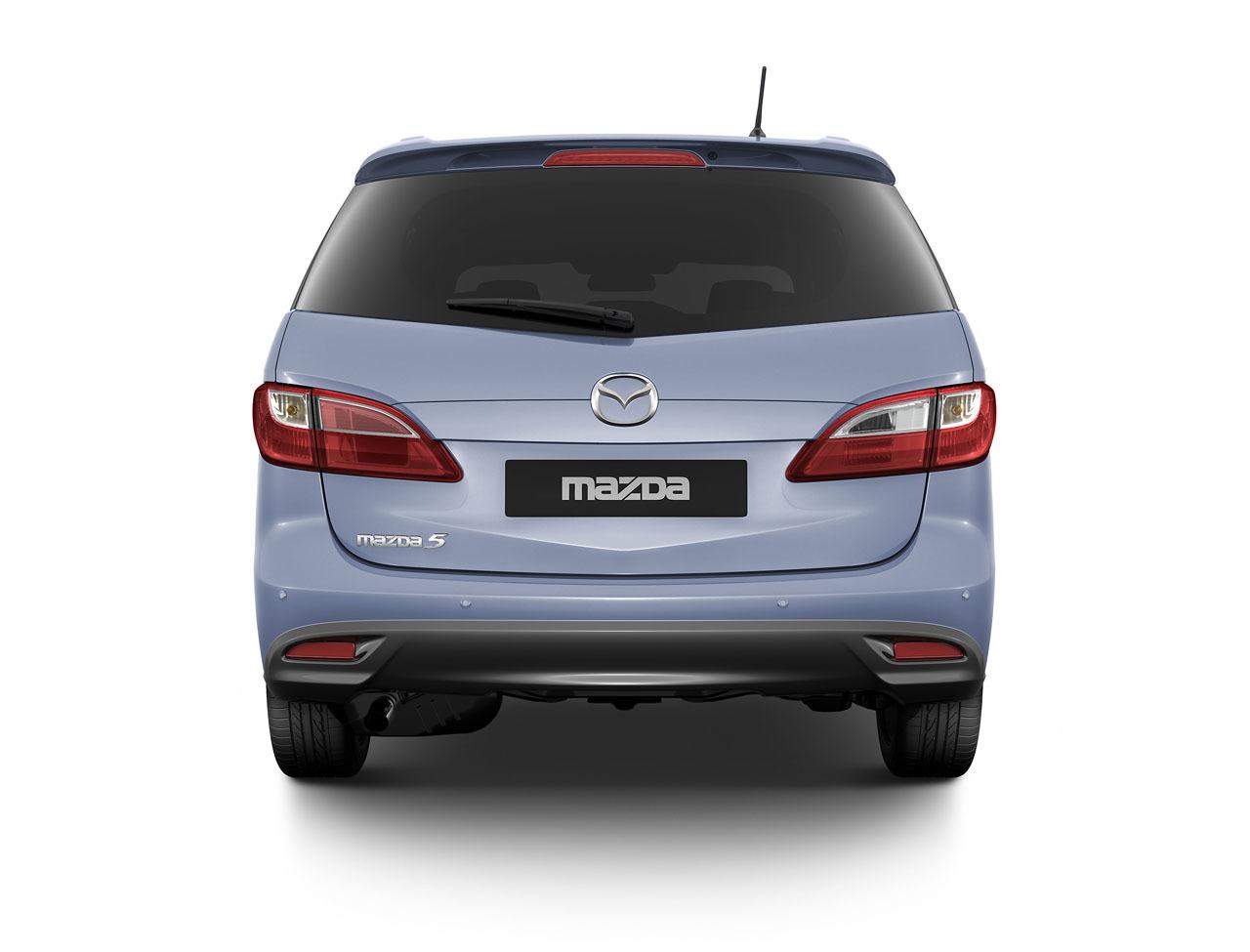 Foto de Mazda5 2010 (49/121)