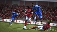 'FIFA 12' vs 'PES 2012', comparación entre jugadores reales y modelos 3D