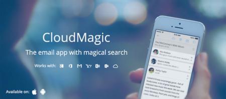 CloudMagic para Android, el galardonado gestor de correos salta de la versión 1.0 a la 5.0