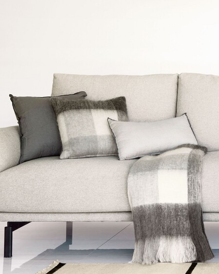 Mantita de sofá