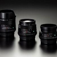 Ricoh renueva tres de sus mejores objetivos de colección: HD Pentax-FA 31mm F1.8 Limited, 43mm F1.9 Limited y 77mm F1.8 Limited
