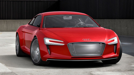 Audi e-tron, el amperio contraataca