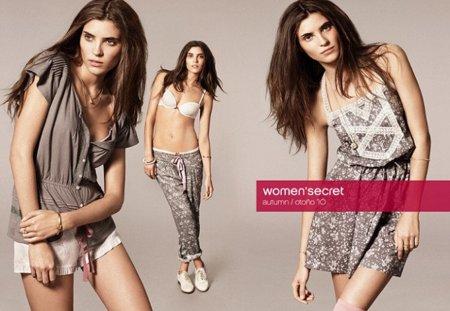 Catálogo Women' Secret Otoño 2010
