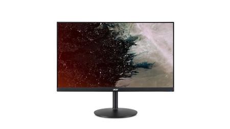 Acer anuncia su nueva gama de monitores gaming Nitro XF2 con refresco de 240 Hz y soporte para HDR10