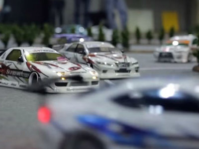 ¿Crees que podrás resistirte a comprar un coche de radio control después de ver estos vídeos de drifting?