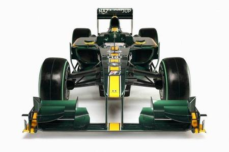 A vueltas con Team Lotus y Lotus Racing