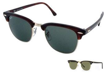 Las Clubmaster de Ray Ban, nuevas gafas it