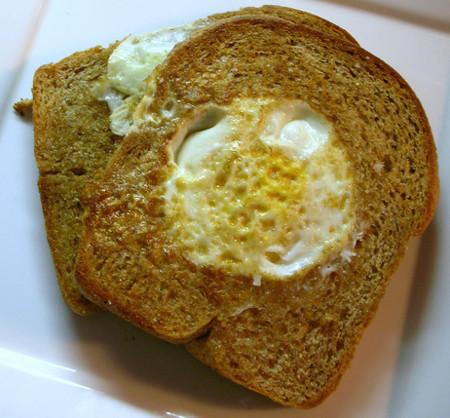 Huevos en el desayuno para adelgazar sin hambre