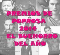 Premios Poprosa 2014: Elijamos al buenorro del año