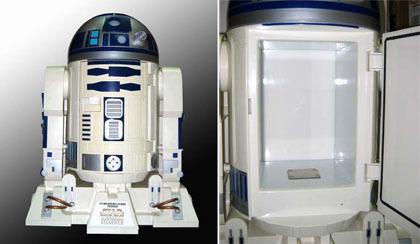 Nevera R2-D2
