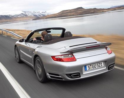 Porsche 911 Turbo Convertible