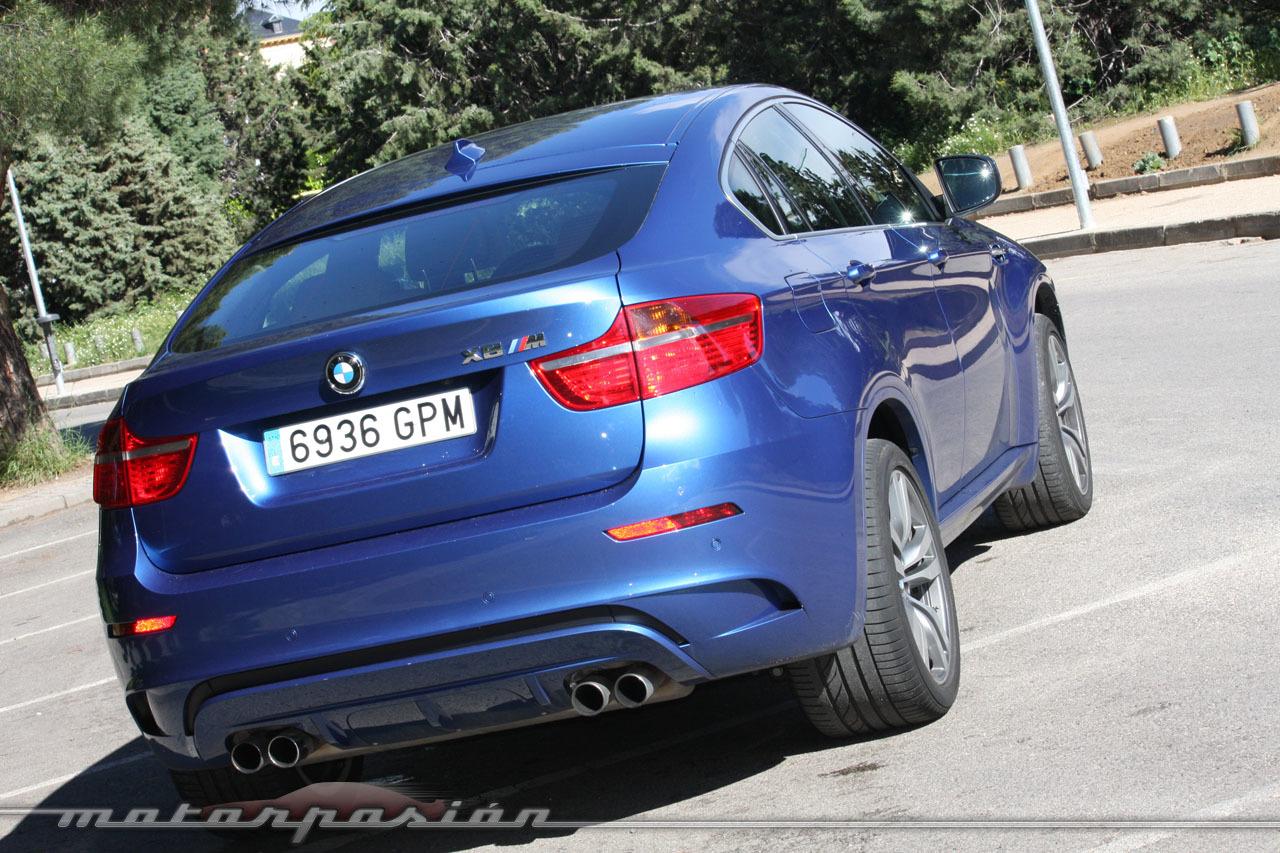BMW X6 M (prueba)