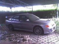 Dolorpasión™: final triste para el Mitsubishi Lancer EVO IV abandonado