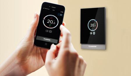 Junkers nos ayuda a ahorrar energía con su nuevo controlador y una app para nuestro móvil