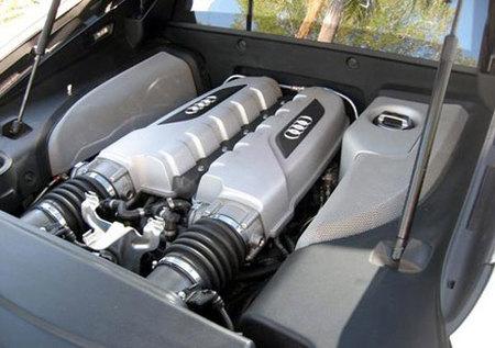¡Cazado! El Audi R8 V10 es real