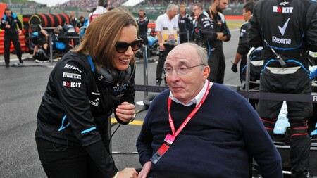 Frank Williams F1
