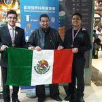 Estudiantes de Altamira, Tamaulipas brillan en Feria Internacional de Ciencias en Taiwán