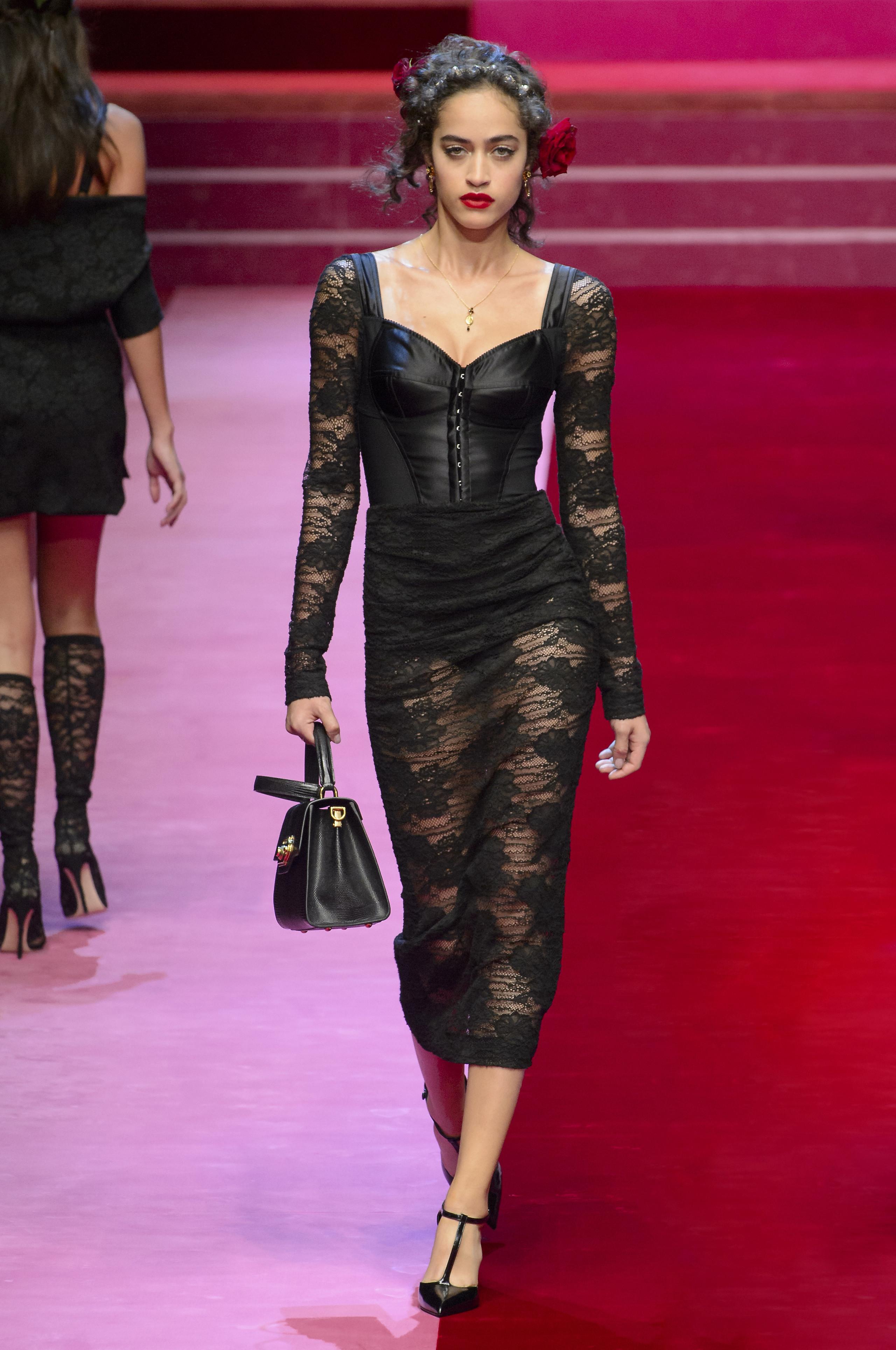 Foto de Dolce&Gabbana Primavera/Verano 2018 (12/106)