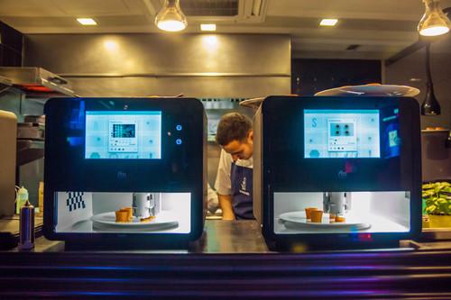 La empresa pionera en impresión 3D de comida es española (y quiere que su aparato sea tu nuevo microondas)