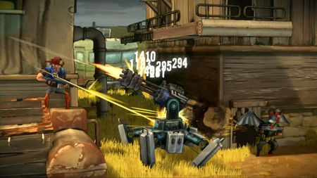 'Shoot Many Robots', ya disponible en Steam