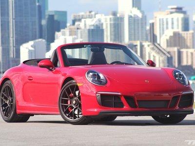 Manejamos el Porsche 911 GTS Cabrio y es lo más cercano a un GT3 convertible