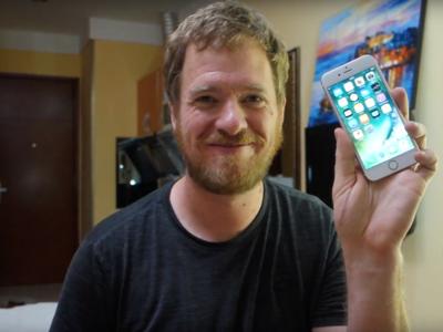 Este iPhone 6s no es de Apple, está hecho desde cero con piezas compradas en Shenzhen (China), y sorprendentemente funciona