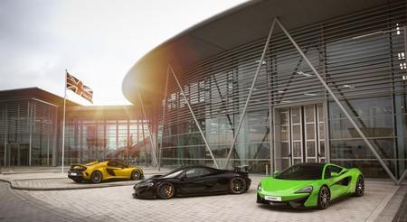 McLaren traslada la producción de sus chasis de fibra de carbono a Reino Unido