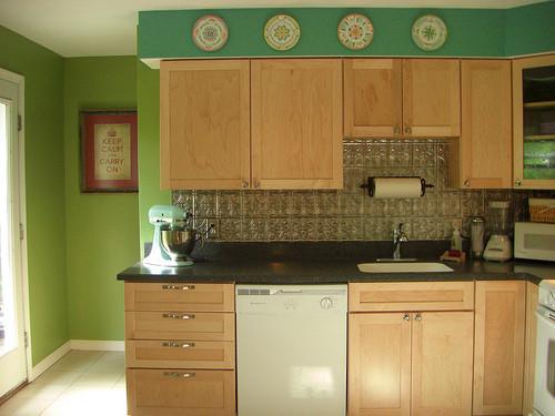 Foto de Antes y después: un cambio de colores a la cocina (3/6)