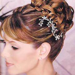 Foto 17 de 18 de la galería tendencia-peinados-novia-2009-monos-altos en Trendencias Belleza