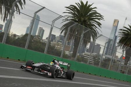 Los debutantes acaban con nota su primera actuación en Fórmula 1