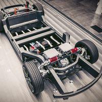 Karma revela su plataforma para superdeportivos eléctricos: 4 motores, 1.100 CV y una aceleración demencial