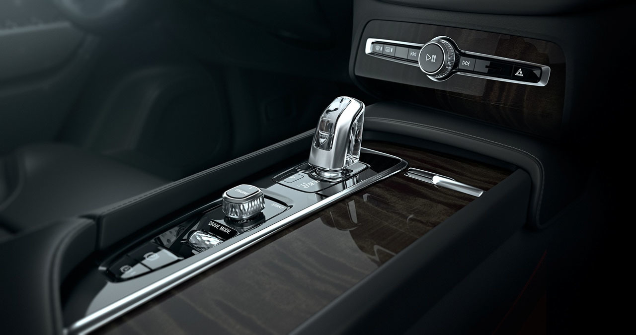 Foto de Volvo XC90, interior (19/39)