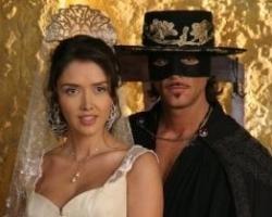 Antena 3 emitirá la telenovela El Zorro, la espada y la rosa