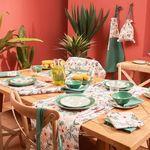 Belleza en lo natural: colores esenciales y estampados frescos marcan la nueva colección 2020 de La Mallorquina de textil para el hogar