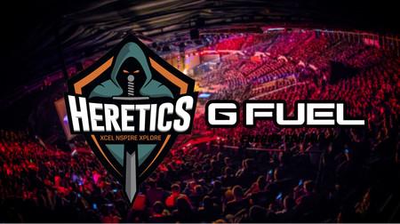 Team Heretics y GFUEL prolongarán su relación dos años más