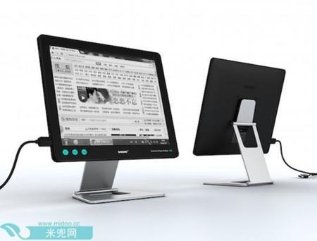 PaperLike es un monitor de tinta electrónica que se alimenta con un puerto USB
