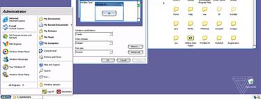 El código filtrado de Windows XP desvela que Microsoft tenía un tema secreto a lo 'Aqua' que le hacía parecer Mac OS X